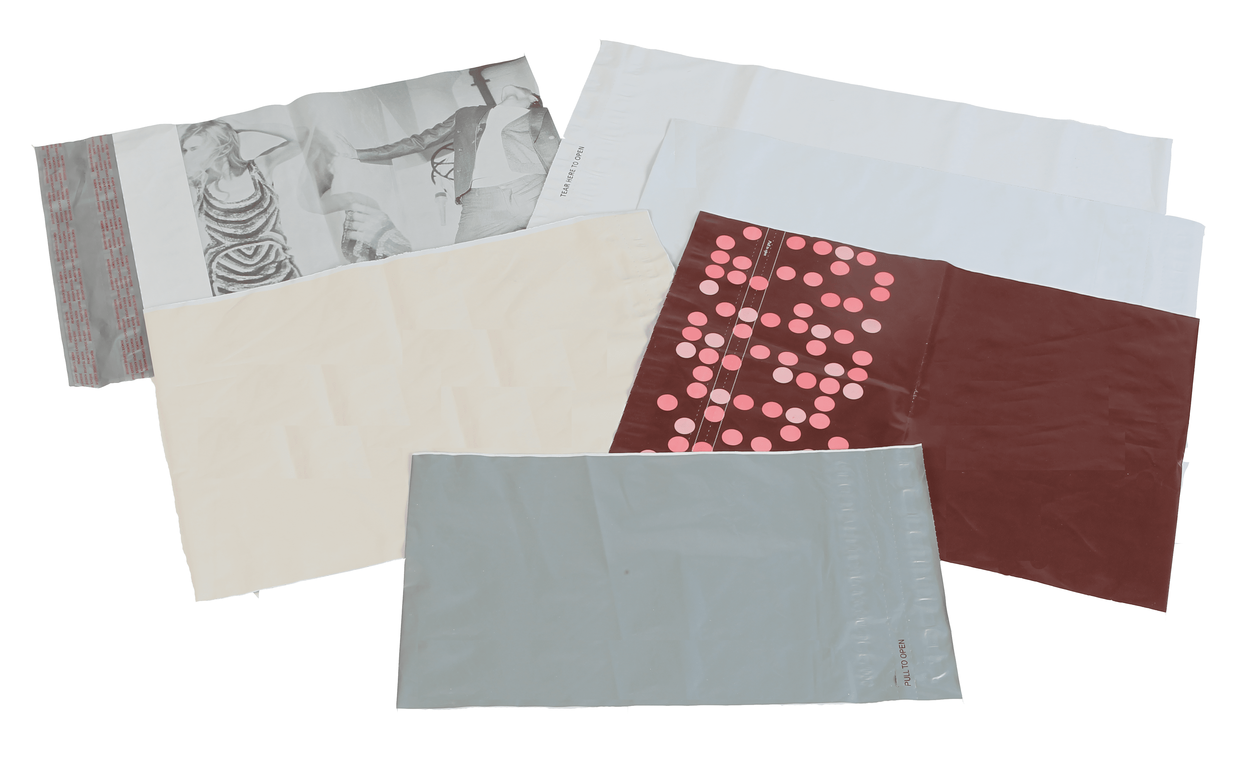 Printed Poly Mailers