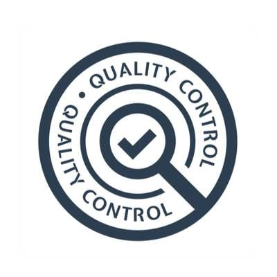 Quality Control graphic