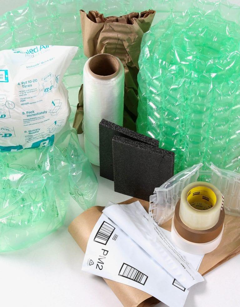 Packaging Supplies group shot